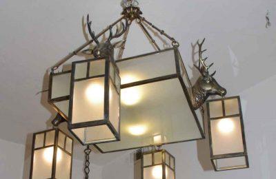 A figurative chandelier