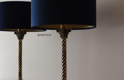 Ekskluzywne lampy do salonu para