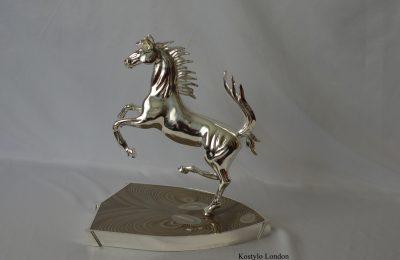 Luxury figure of a Ferrari horse