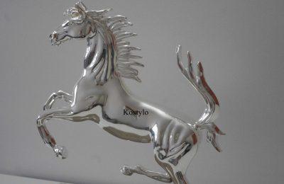 Ferrari horse figure